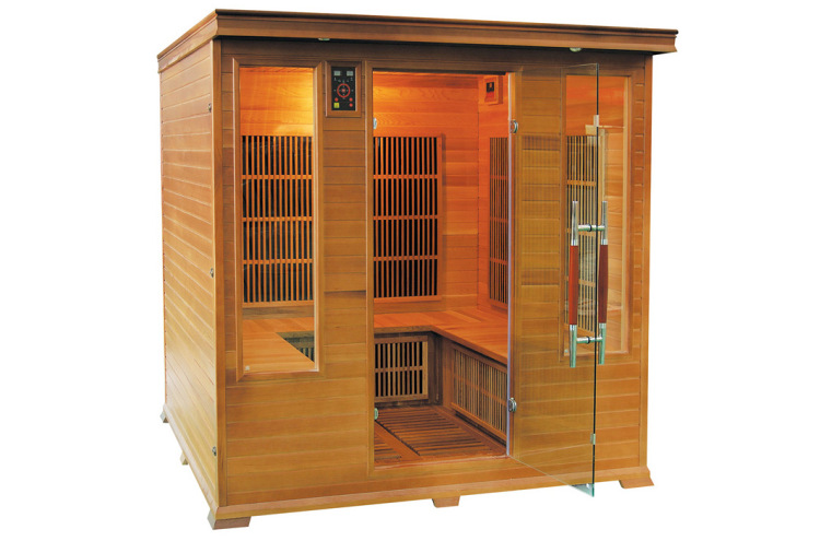 Hanscraft infrasauna France Sauna Luxe Club