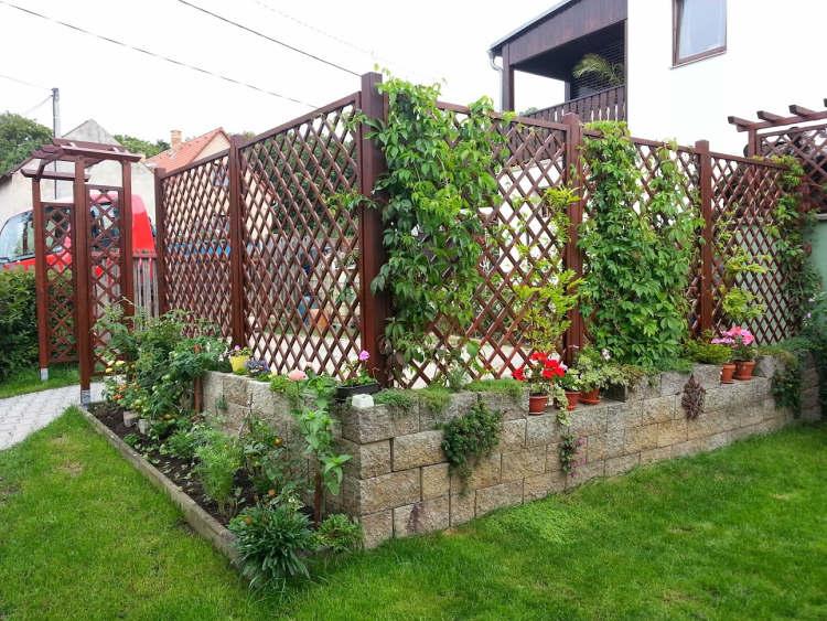 dekorativní mříže