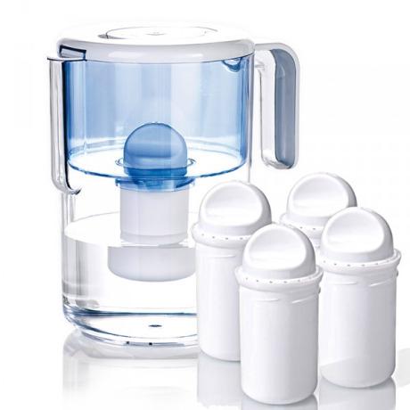 Filtrační konvice na vodu dtest