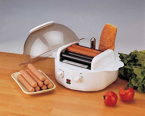 hot dog maker nen jen p rkova bydlen pro ka d ho. Black Bedroom Furniture Sets. Home Design Ideas