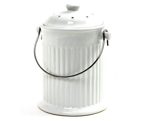 Keramická nádoba na kuchyňský bioodpad