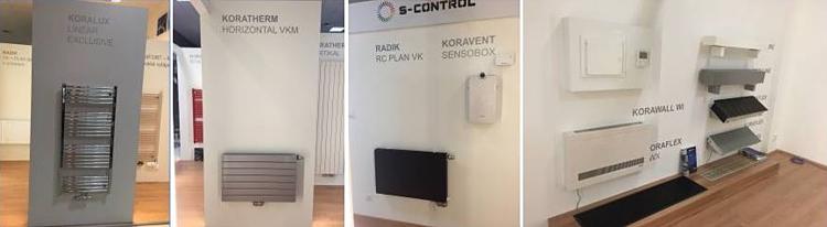 showroom Korado