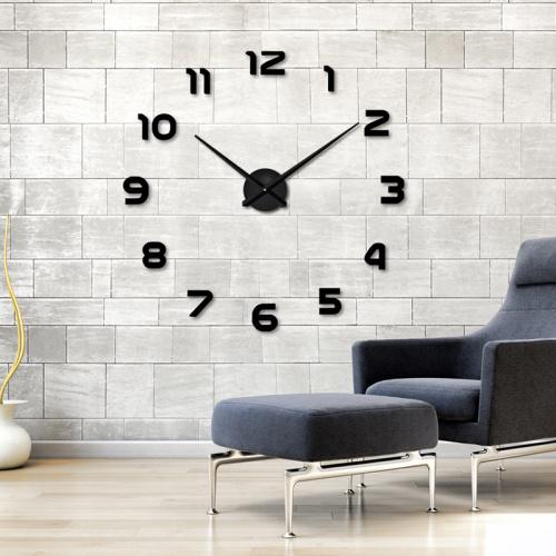 nalepovací hodiny