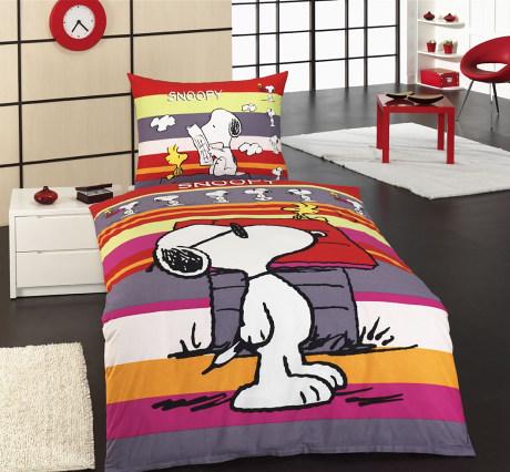 Snoopy promenade