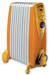 Elektrické přímotopy spotřeba