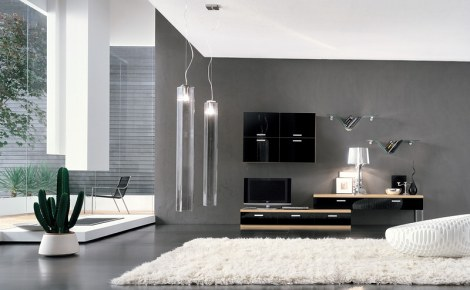 Barvy v bytě iii šedá