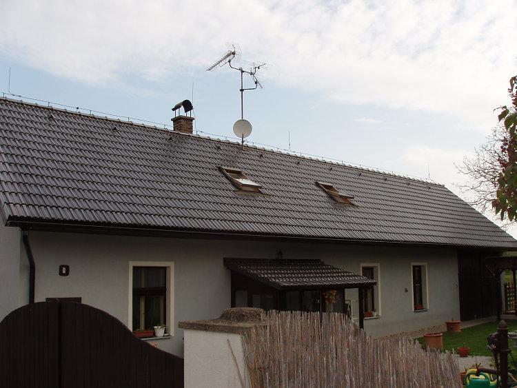 Střechy Dvořák
