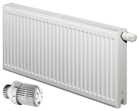 Výpočet radiátoru