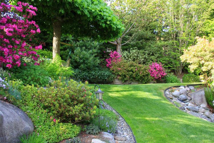Trendy na zahradě