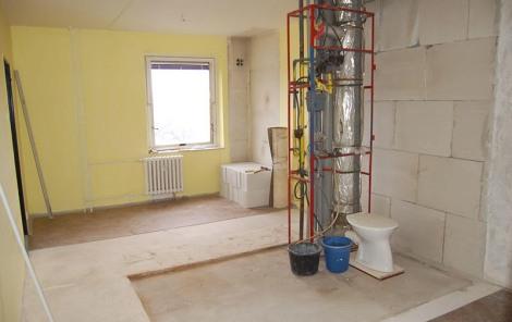 Rekonstrukce bytového jádra elektroinstalace