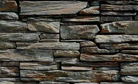 Obklady stěn imitace kamene