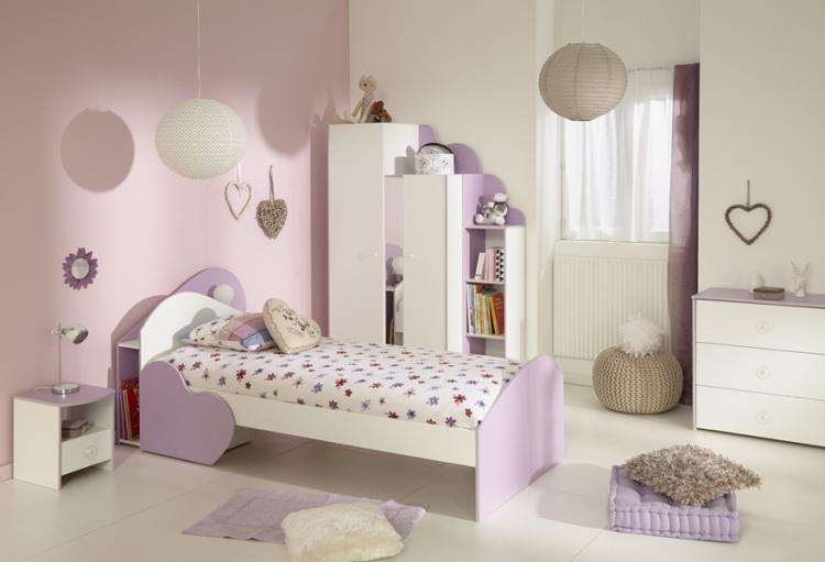 útulné dětské pokoje
