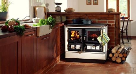 Kuchynska kamna na tuha paliva