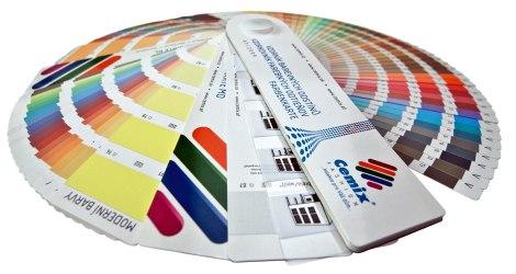 Silikonová fasádní barva cemix