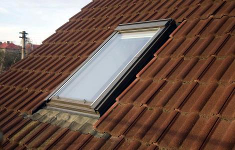 Výměna střešních oken