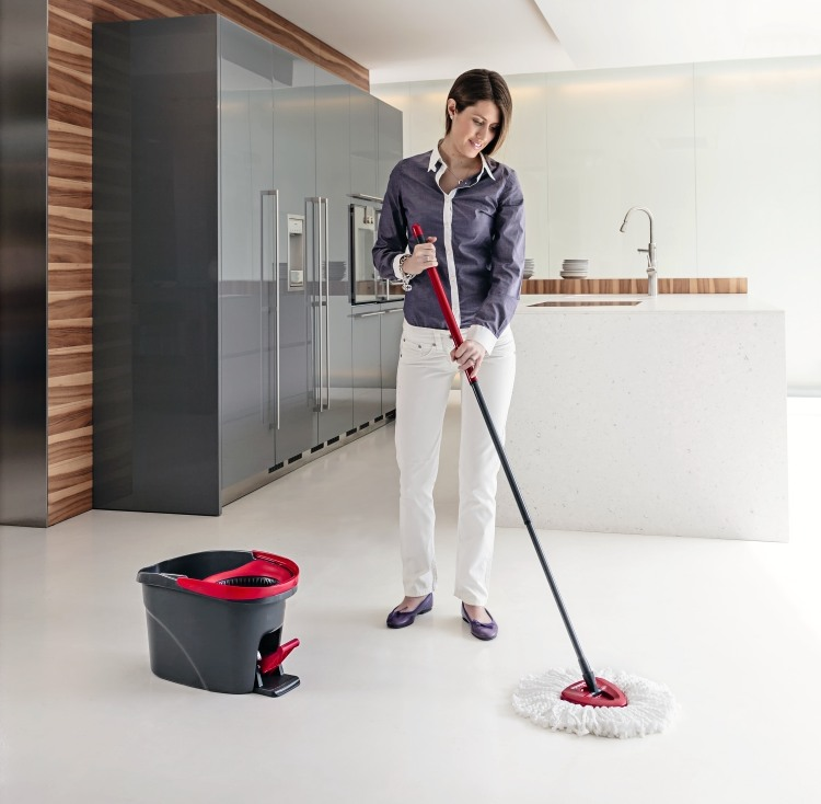 mop Easy Wring and Clean