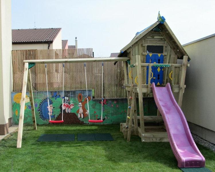 dětské hřiště Jungle Gym