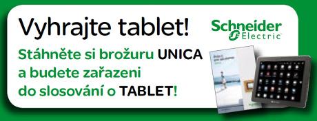 soutěž - vyhrajte tablet