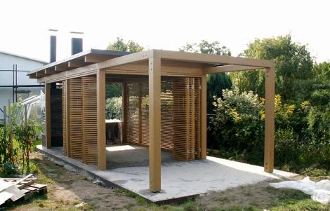 Stavba dreveneho plotu