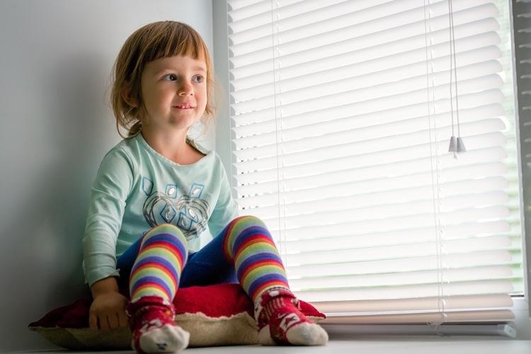 žaluzie a rolety pro děti