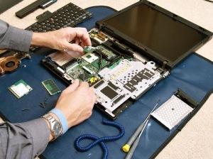 Kvalifikovaný servis notebooků zajistí rychlou opravu poškozeného notebooku