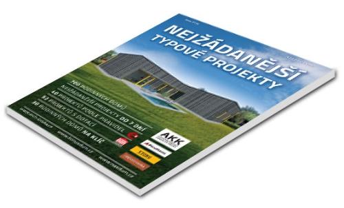 katalog rodinných domů