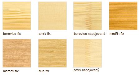 Nejlepší barva na dřevo