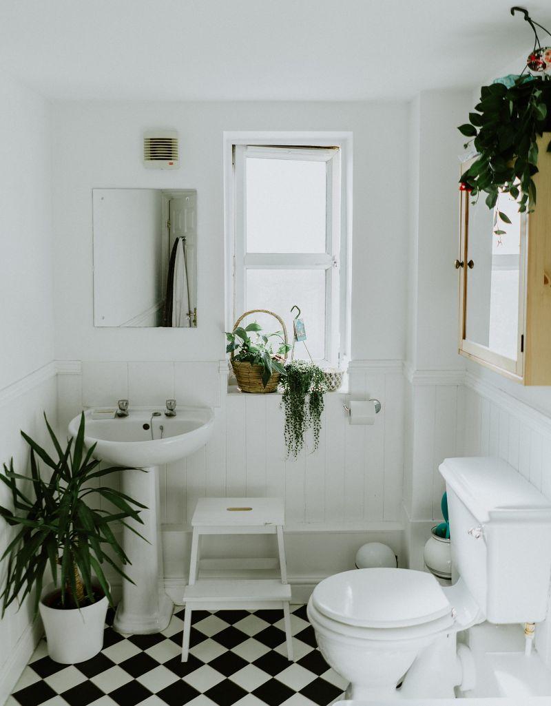 Odvětrávání koupelny