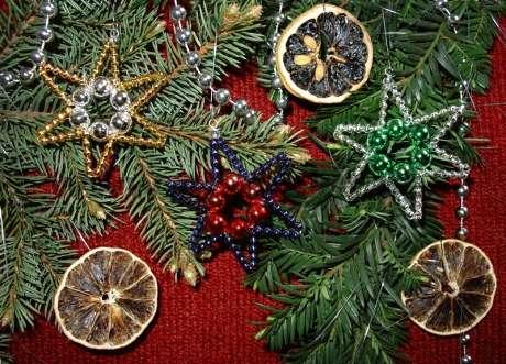 Vyrobte si sami domácí dekorace na vánoční stromeček  d614a7af2c