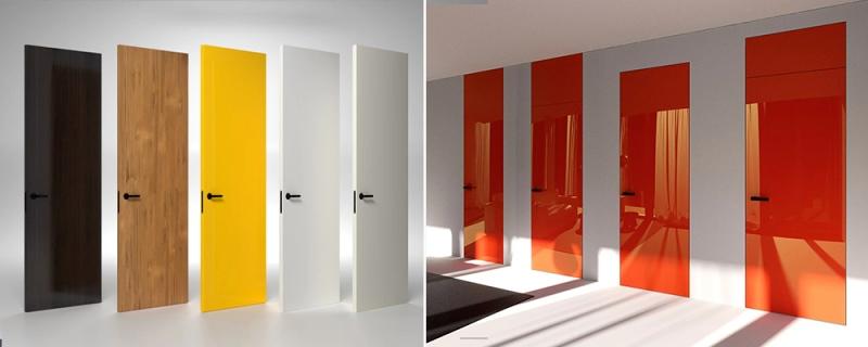 Dorsis - výběr dveří a skrytých zárubní