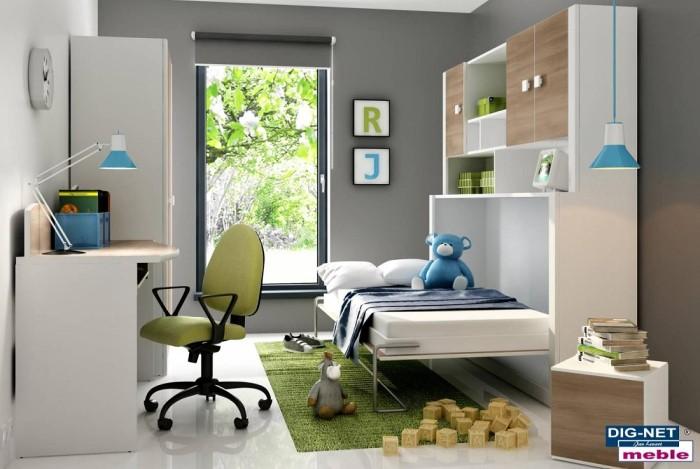 sektorov n bytek do d tsk ho pokoje trendem jsou sklopn postele bydlen pro ka d ho. Black Bedroom Furniture Sets. Home Design Ideas