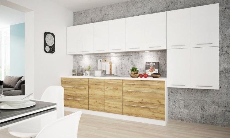 Sektorové kuchyně - HM nábytek