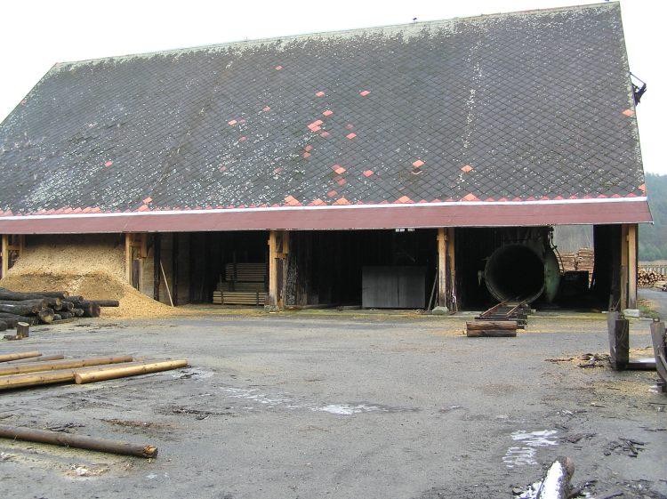dřevovýroba Holčák