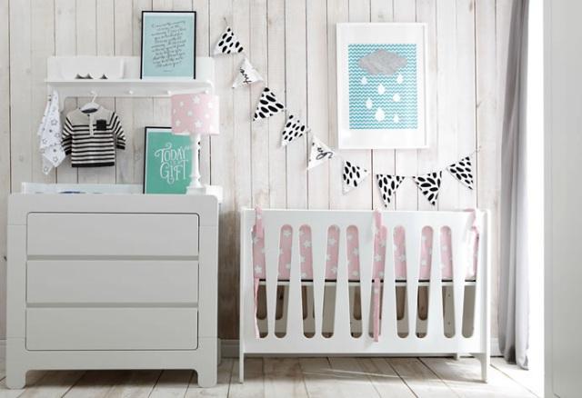 Dětský pokoj pro miminka