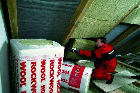 Zateplení střechy je stejně důležité jako zateplení domu