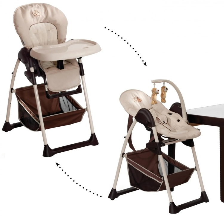 Dětské jídelní židle