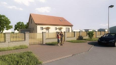 Unhošť domy na prodej
