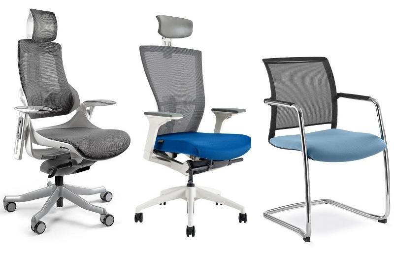 Kancelářské židle pro home-office