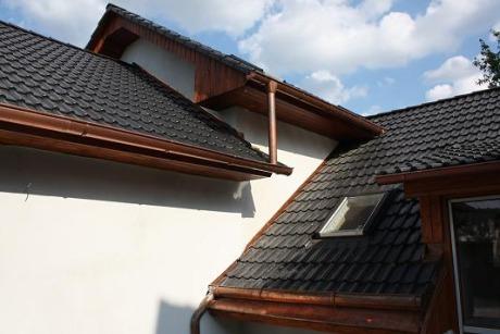 Plastové střechy