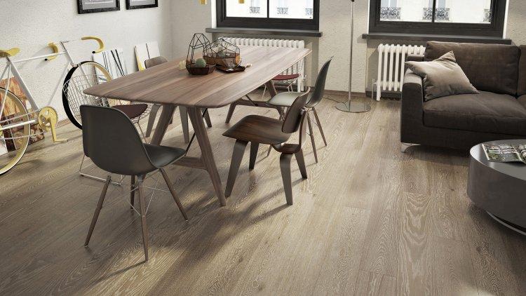 kvalitní dřevěná podlaha