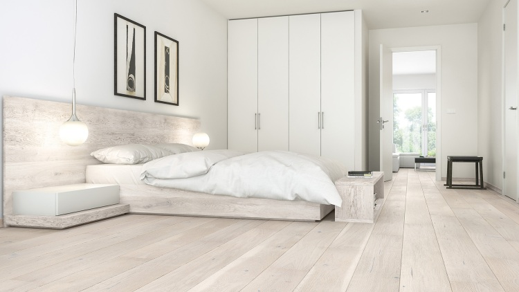 kvalitní dřevěné podlahy