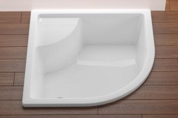 Sprchový kout se sedátkem