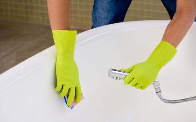 Smaltované vany