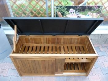 Zahradní úložný box