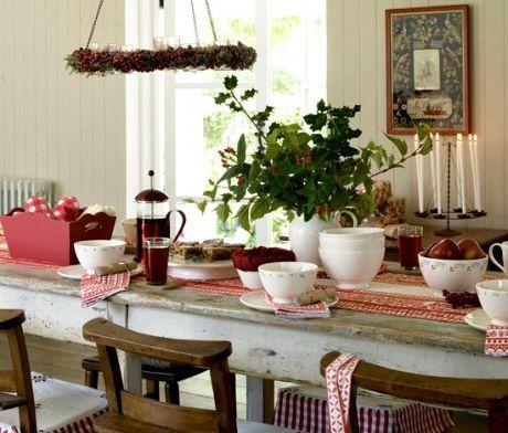 Vánoční stolování – tipy na přípravu štědrovečerní tabule ...
