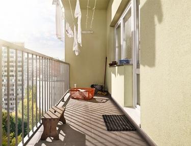 Jak zateplit balkon