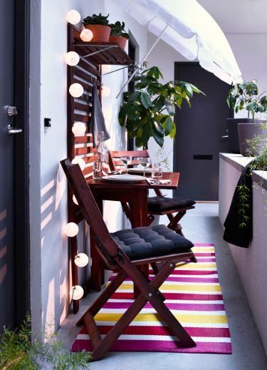Jak zabydlet balk n v panel ku nov podlaha kv tiny for Mobiliario para balcones