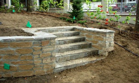 Jak udělat betonové schody