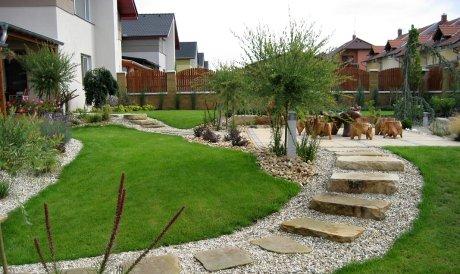 Palisady do zahrady