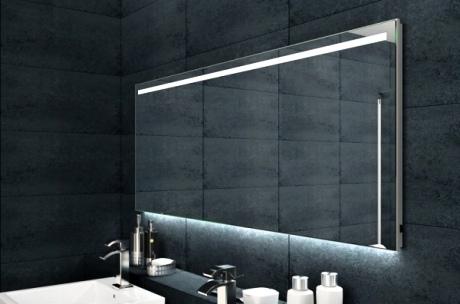 Zrcadlo Do Koupelny Může Ukrývat úložný Prostor Světlo I